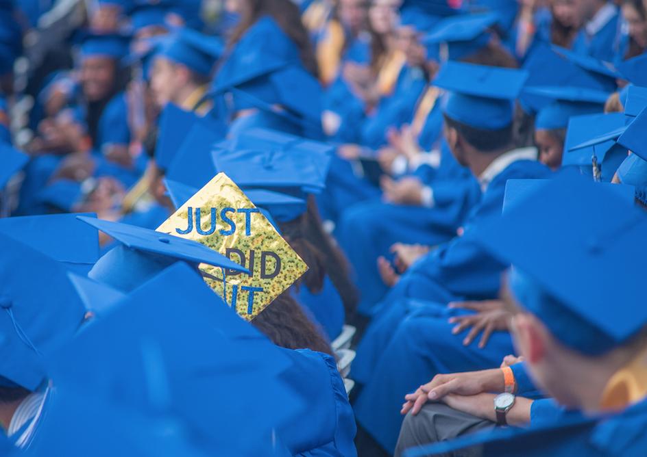 Accomplished High School Graduates // Photo Courtesy of Studio042 Photography