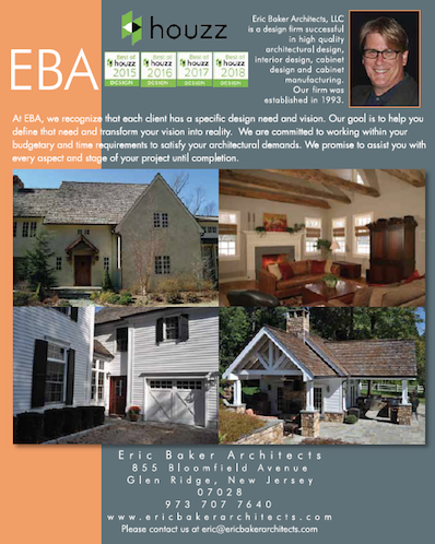 Meet Eric Baker: The Custom Architectural Creator!