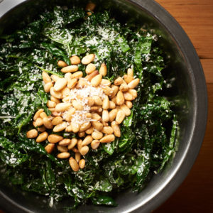 Tuscan Kale Salad // Photo Courtesy of VioletPR