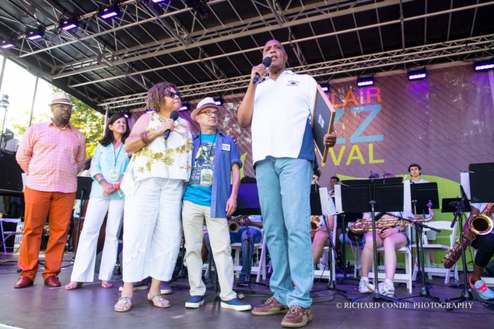 The 10th Annual Montclair Jazz Festival Ends with a Bang