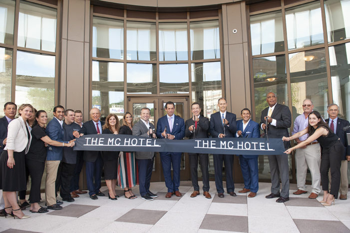 The MC Hotel Celebrates Its Star-Studded Grand Opening