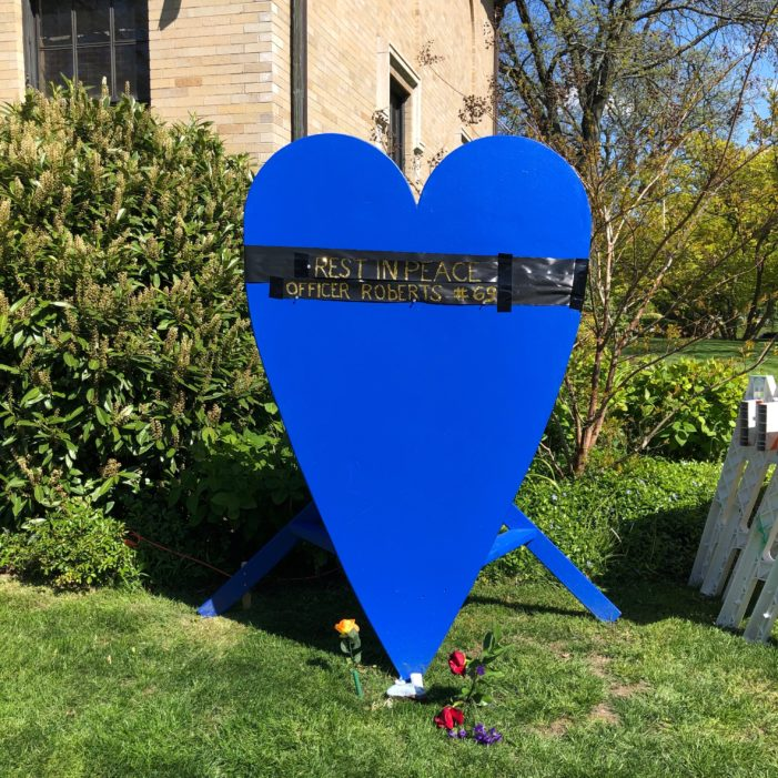 Join the Glen Ridge Community in Honoring the Life of Officer Charles 'Rob' Roberts