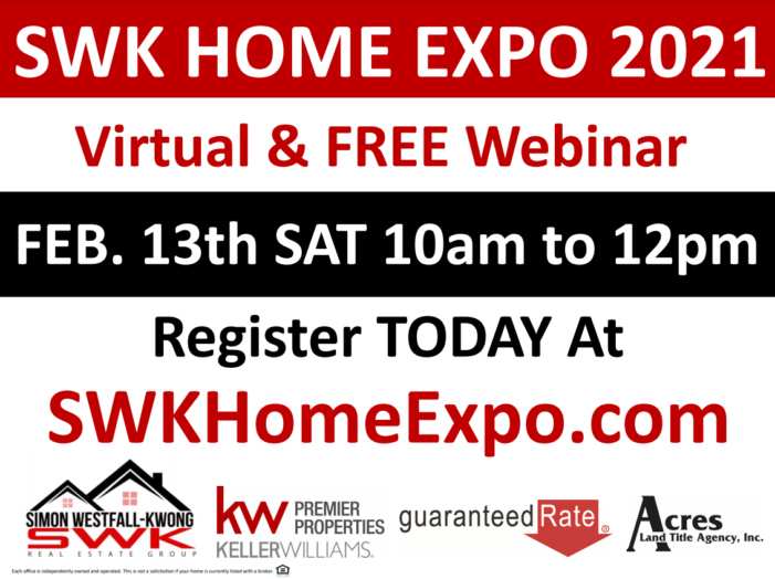 Register for the Simon Westfall-Kwong Virtual Expo!